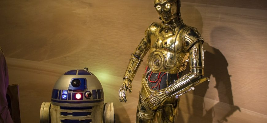 What do R2-D2, C-3PO and the 'Data Protection Act' have in common?